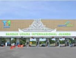 Catat, Operasional Penerbangan Komersil Bandara Juanda dihentikan