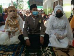 Di Tengah Pandemi Corona, Seorang Pria di Lombok Nikahi 2 Pacar Sekaligus