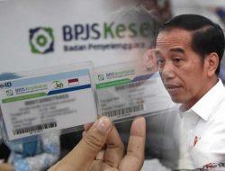 Belum Usai Video Presiden Jokowi Marah-Marah Viral, Rupanya Besok BPJS Naik Lagi !