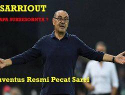 Juventus Pecat Sarri Setelah Kalah dari Lyon, Ini Suksesornya ?
