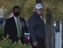 Belum Bisa Menerima Kekalahan, Trump Ajukan Klaim Lewat Twitter