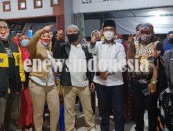 Lawan Koko di Pilwalkot Balikpapan, Tim Relawan Optimis Menangkan Rahmad-Thohari