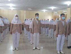Akper Mappaoudang Makassar Berangkatkan Mahasiswa PKL ke Kabupaten Polewali Mandar