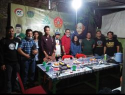 Pasca Bom Bunuh Diri, Pemuda Katolik, GAMKI, PMKRI, PSMTI Silaturahmi ke Pengurus PC GP ANSHOR Gowa