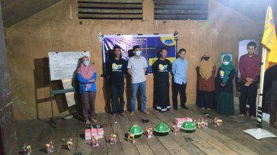 PMII Kom. Talasalapang dan Beberapa Rayon dari Cabang Makassar, Gelar RTAK dan RTAR Bersama