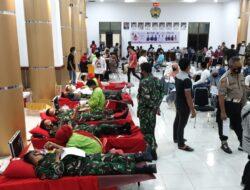 Salapang Community Berkolaborasi Dengan Beberapa Komunitas Pecahkan Rekor Donor Darah di Kabupaten Gowa