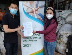Ketua APSI: Pengusaha Sampah Indonesia Go Digital