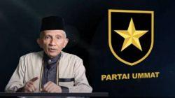 Deklarasikan Partai Ummat, Amien Rais: Berjuang, Berkorban Melawan Kezaliman
