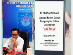 Plt Camat Campalagian Akan Luncurkan Program Pelayanan Berbasis Online