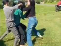 Viral! Gadis ABG Dikeroyok di Lapangan Sinjai Bersatu