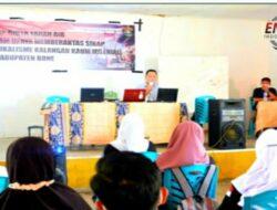 LPPM Unhas Kerjasama Komunitas Milenial Keren Gelar Camp Workshop di Camming