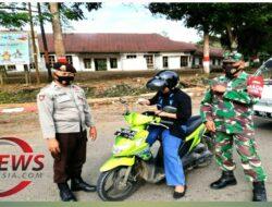 Gencar Operasi Yustisi, Kanit Binmas Polsek Lapri: Bone 31 Positif, 21 Sembuh, Tetap Waspada!