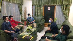 Cari Solusi Permasalahan Ekonomi Ummat, LPNU Makassar Silaturahmi dengan Imam Fauzan
