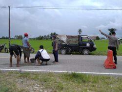 Aksi KIST Peduli Lakalantas Bikin Salut, Patut Dicontoh