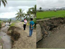 Petani Keluhkan Dampak Proyek Perbaikan Irigasi Putra 1 Sausu